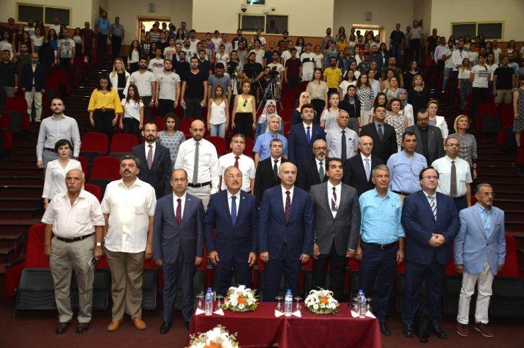 Mersin'de 'Turizmin Geleceği Kongresi'