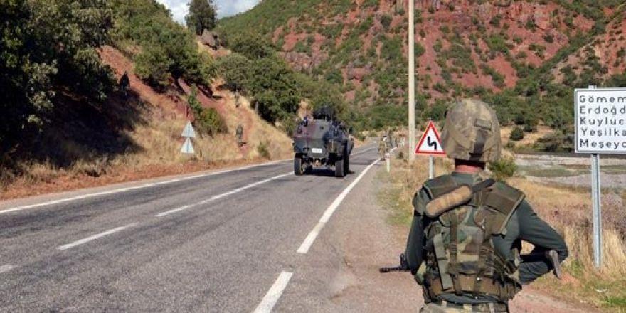 Hakkari'de 12 terörist öldürüldü