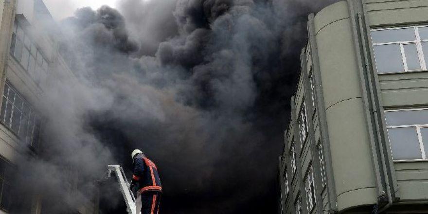 İstanbul'u korkutan yangın böyle başladı