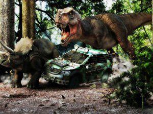 Jurassic World Fragmanı