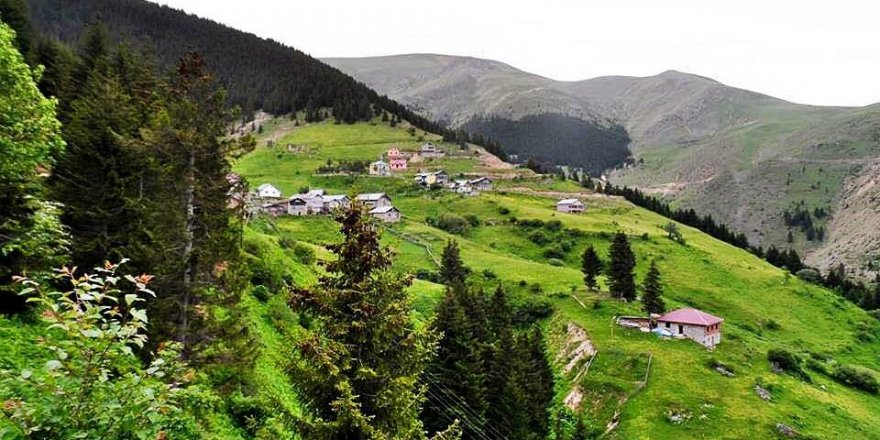 Araklı Bahçecik Köyü Videosu