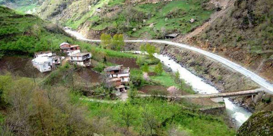 Araklı Kayaiçi Köyü Videosu