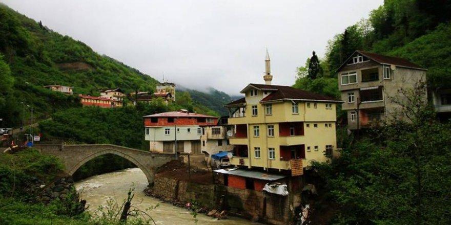 Araklı Pervane Köyü Videosu