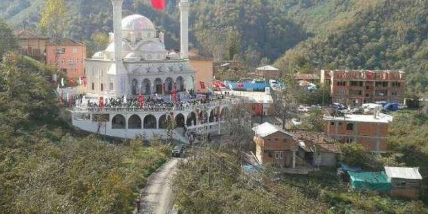Araklı Taştepe Köyü Videosu
