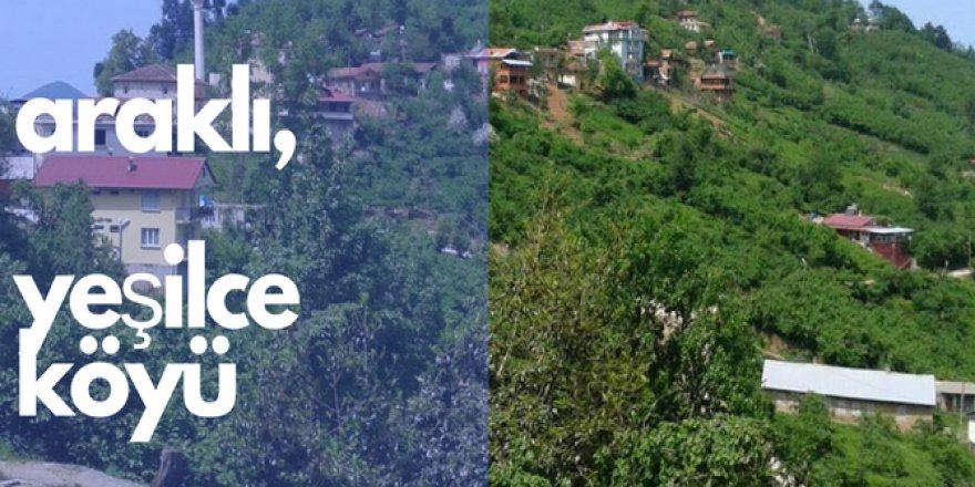 Araklı Yeşilce Köyü Videosu