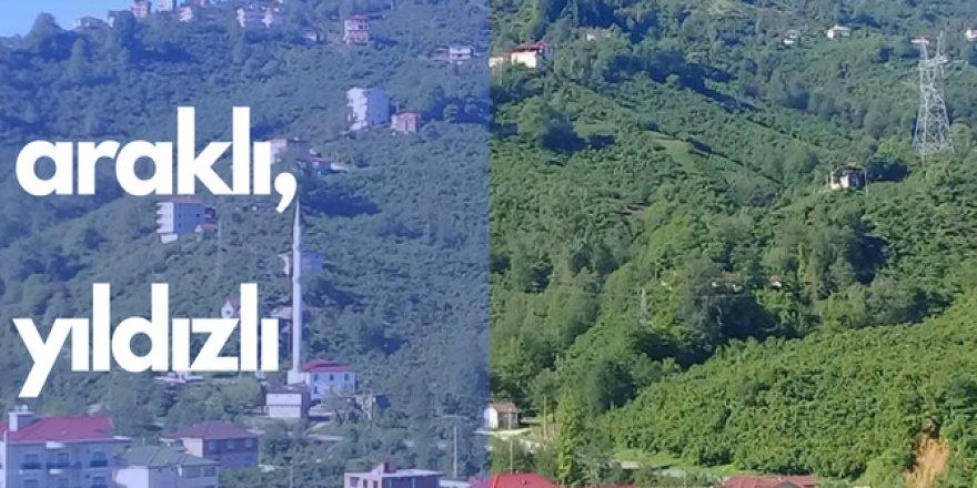 Araklı Yıldızlı Köyü Videosu