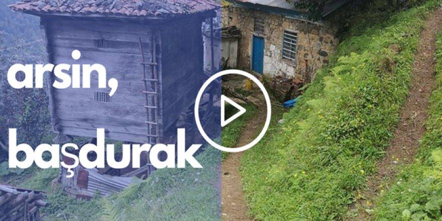 Arsin Başdurak Köyü Videosu