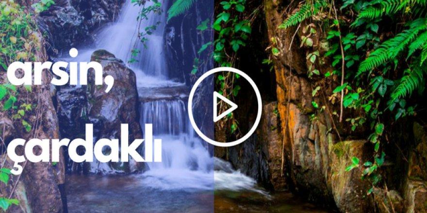 Arsin Çardaklı Köyü Videosu