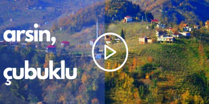 Arsin Çubuklu Köyü Videosu