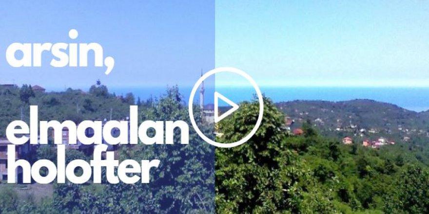 Arsin Elmaalan Köyü Videosu