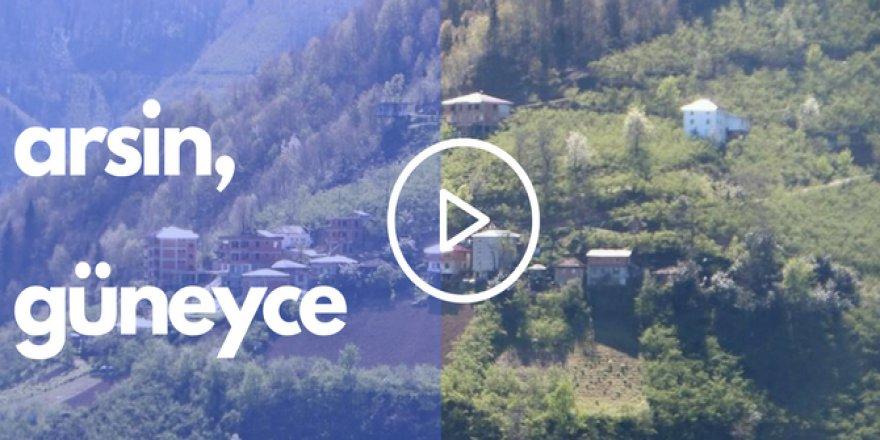 Arsin Güneyce Köyü Videosu