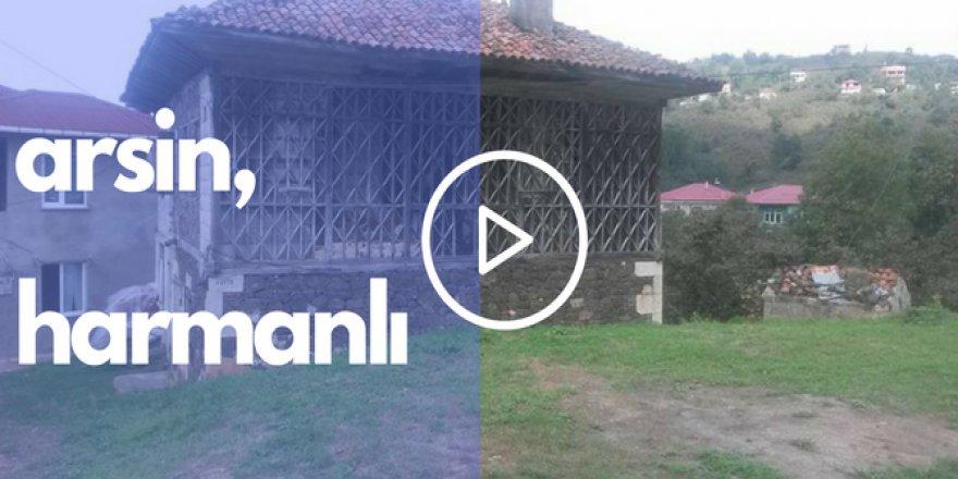 Arsin Harmanlı Köyü Videosu