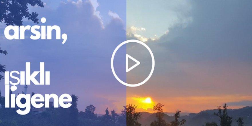 Arsin Işıklı Köyü Videosu