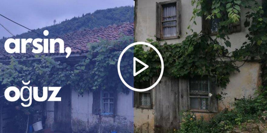 Arsin Oğuz Köyü Videosu