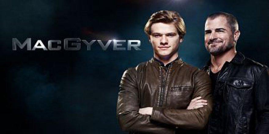 MacGyver 2.sezon 9.bölüm fragmanı 1 Aralık