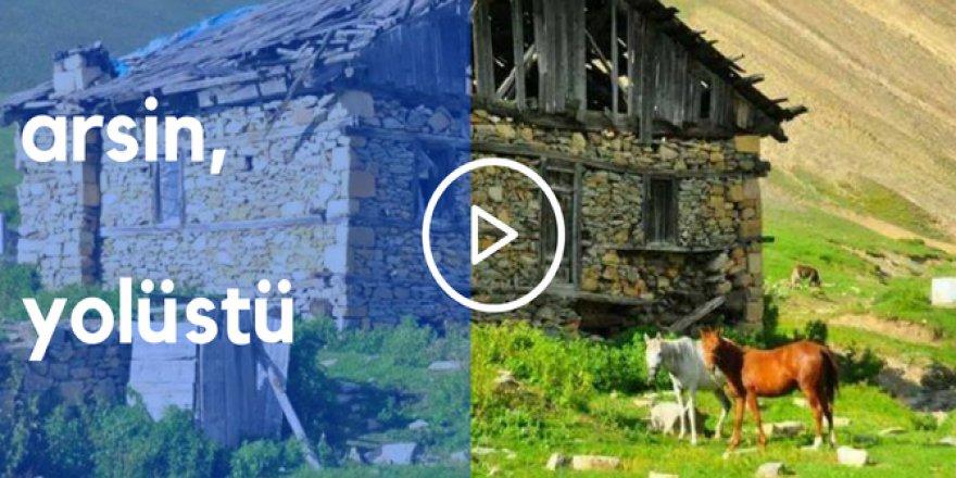 Arsin Yolüstü Köyü Videosu