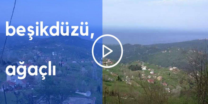 Beşikdüzü Ağaçlı Köyü Videosu