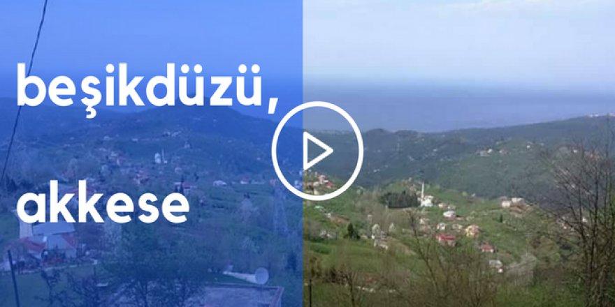 Beşikdüzü Akkese Köyü Videosu