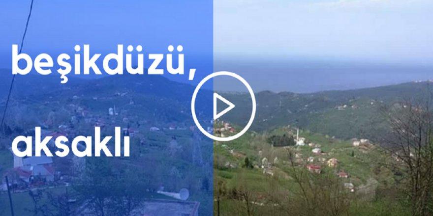 Beşikdüzü Aksaklı Köyü Videosu