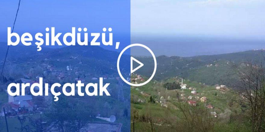 Beşikdüzü Ardıçatak Köyü Videosu