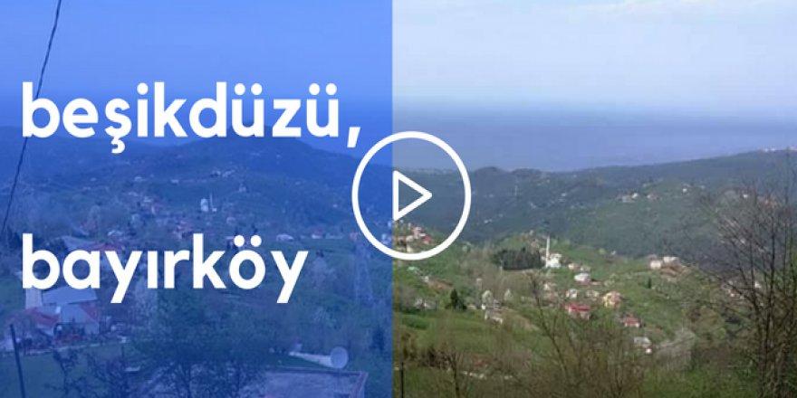 Beşikdüzü Bayırköy Videosu