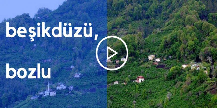 Beşikdüzü Bozlu Köyü Videosu