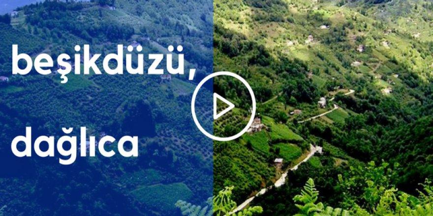 Beşikdüzü Dağlıca Köyü Videosu