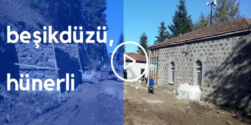Beşikdüzü Hünerli Köyü Videosu