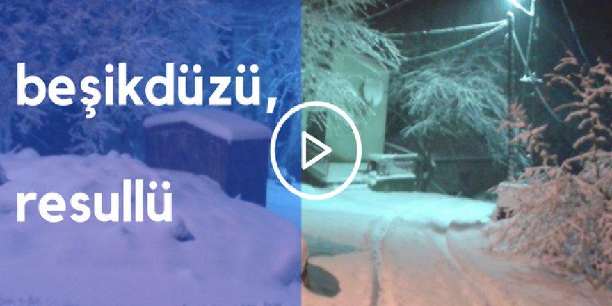 Beşikdüzü Resullü Köyü Videosu