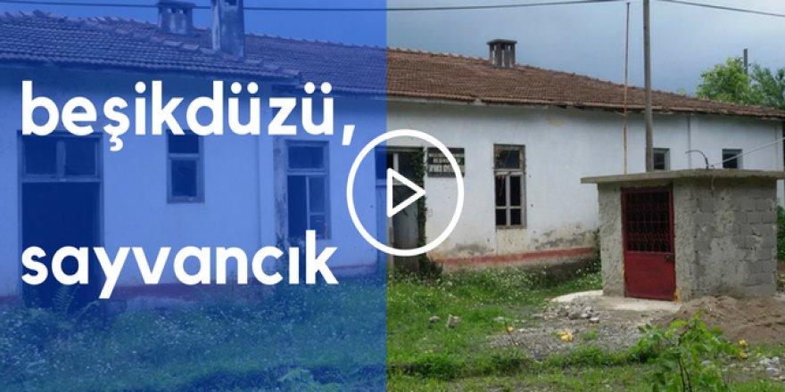 Beşikdüzü Sayvancık Köyü
