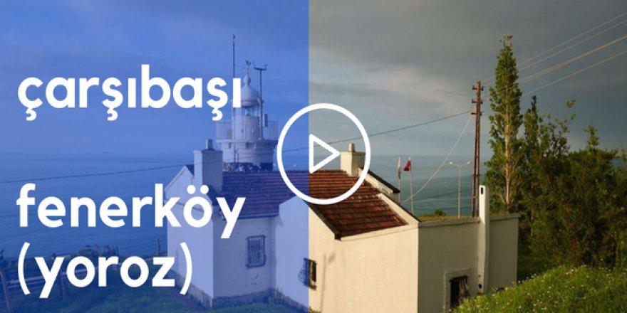 Çarşıbaşı Fenerköy Videosu