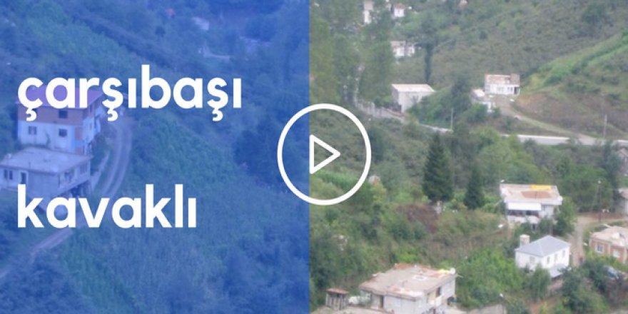 Çarşıbaşı Kavaklı Köyü Videosu