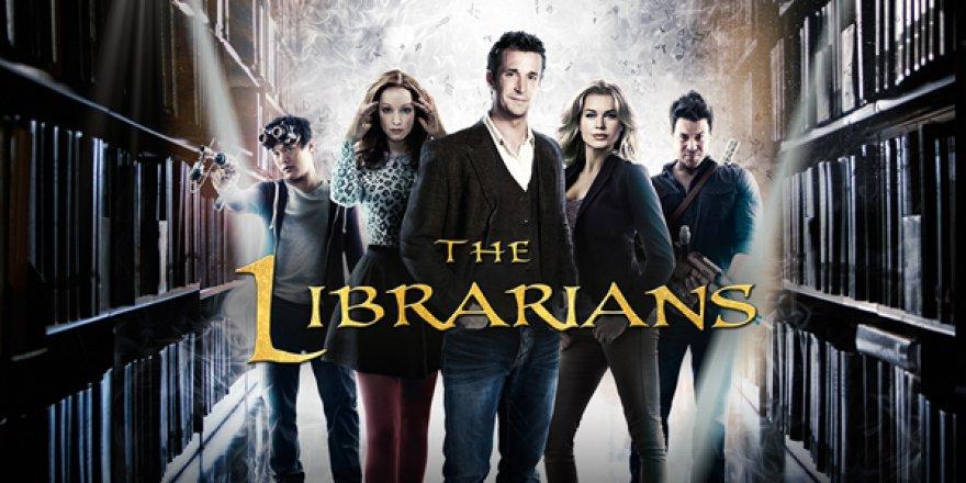 The Librarians 4. Sezon 5. Bölüm Fragmanı İzle