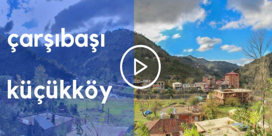 Çarşıbaşı Küçükköy Videosu