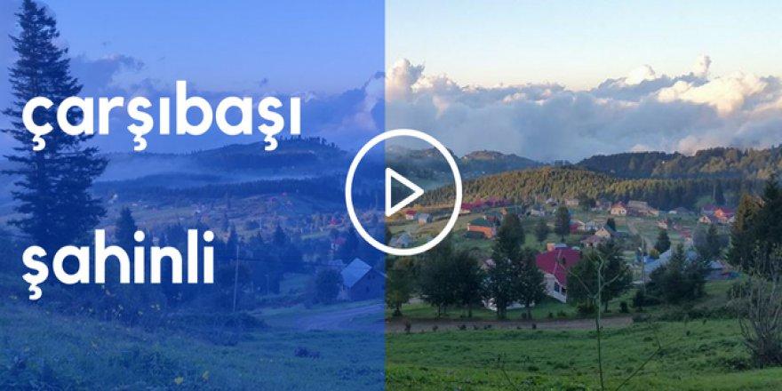 Çarşıbaşı Şahinli Köyü Videosu