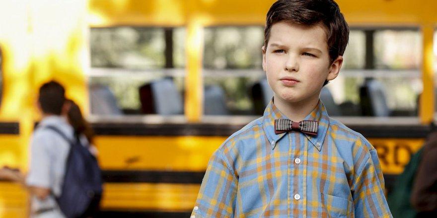 Young Sheldon 1. Sezon 10. Bölüm Fragmanı İzle