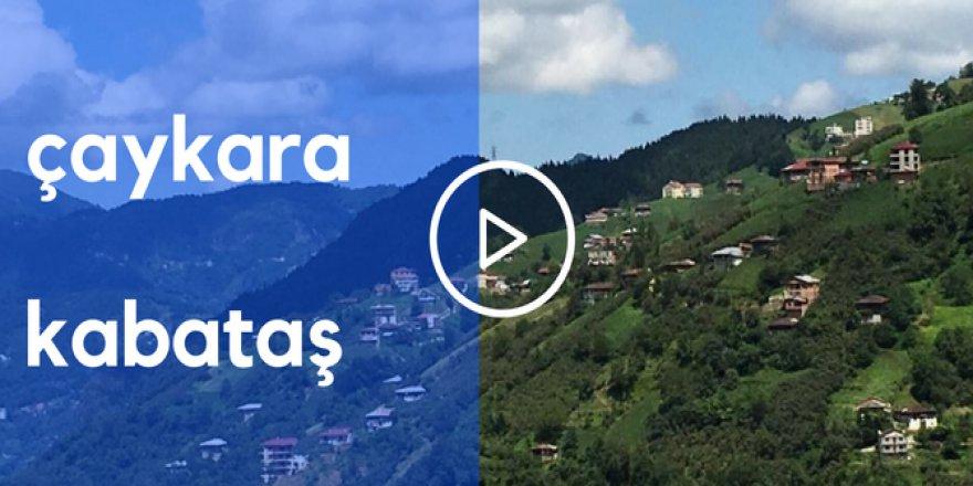 Çaykara Kabataş Köyü Videoları
