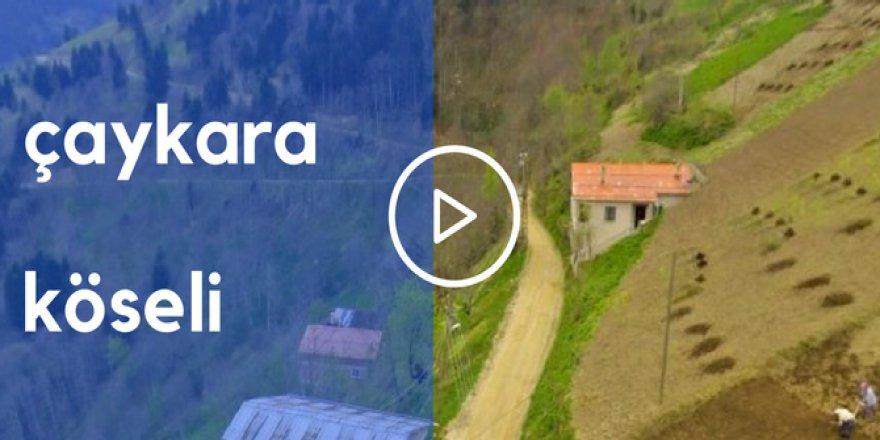 Çaykara Köseli Köyü Video