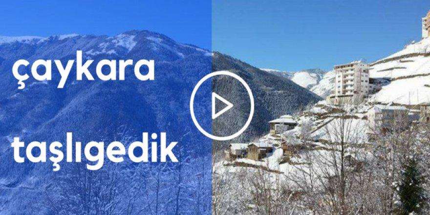 Çaykara Taşlıgedik Köyü Videoları