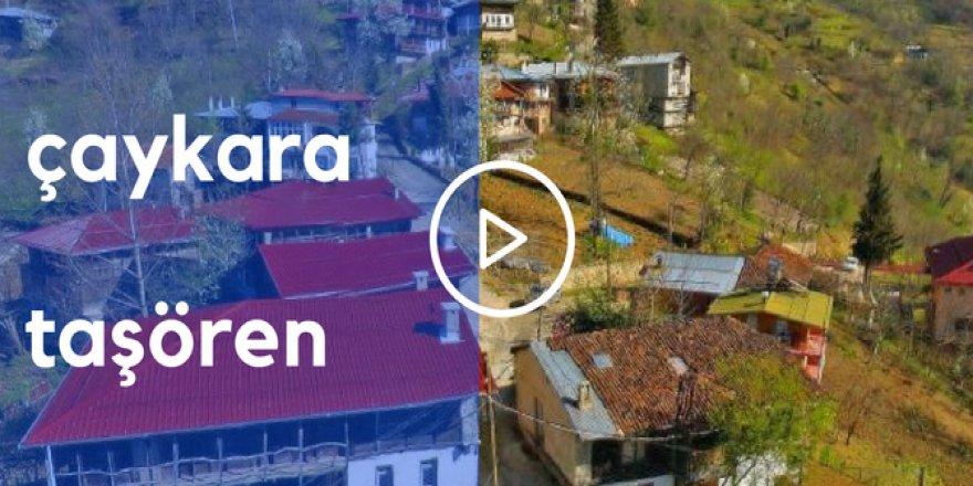 Çaykara Taşören Köyü Videoları