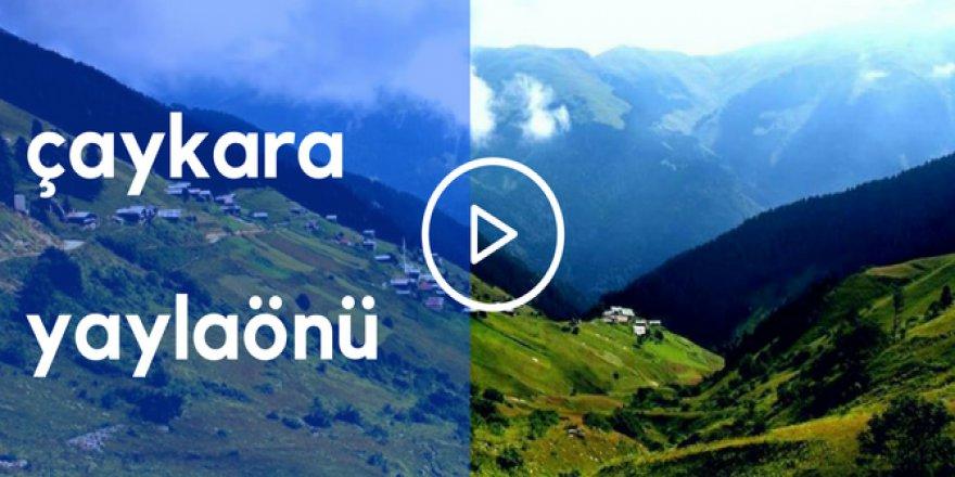 Çaykara Yaylaönü Köyü Video