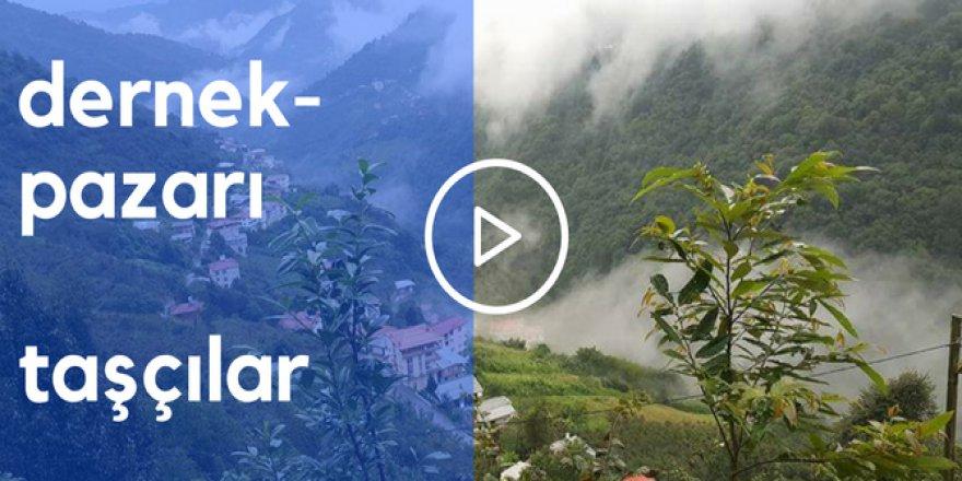 Dernekpazarı Taşçılar Köyü Video