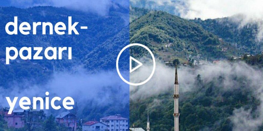 Dernekpazarı Yenice Köyü Video