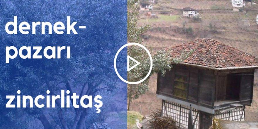 Dernekpazarı Zincirlitaş Köyü Video