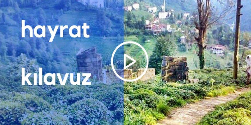 Hayrat Kılavuz Köyü Video