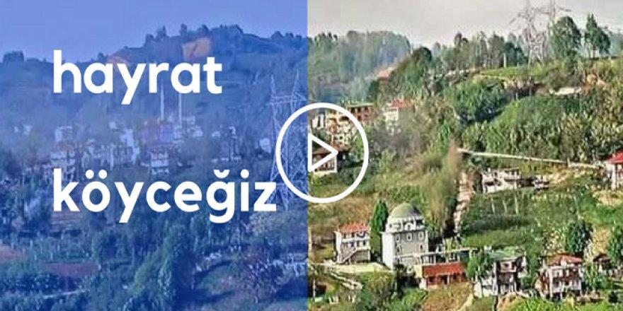Hayrat Köyceğiz Köyü Video