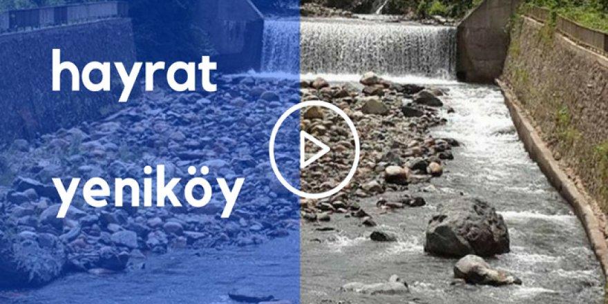 Hayrat Yeniköy Köyü Video