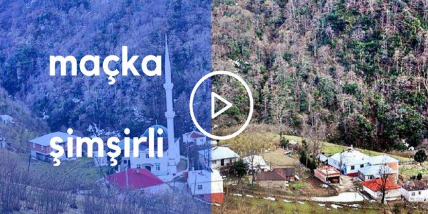 Maçka Şimşirli Köyü Video