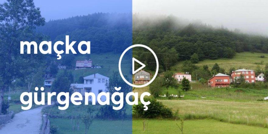 Maçka Gürgenağaç Köyü Video
