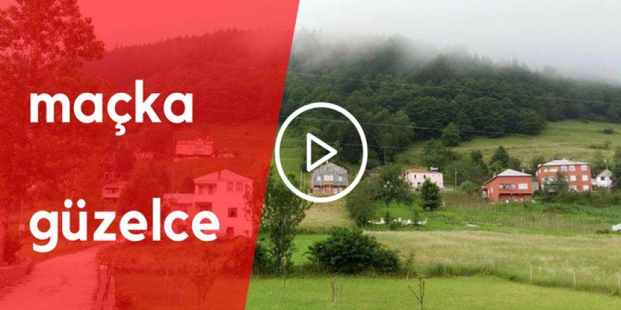 Maçka Güzelce Köyü Video